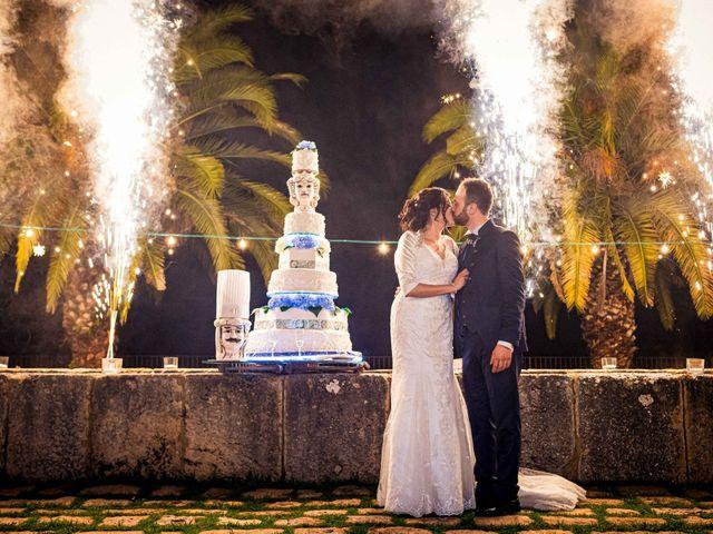 Il matrimonio di Luca e Francesca a Marianopoli, Caltanissetta 34