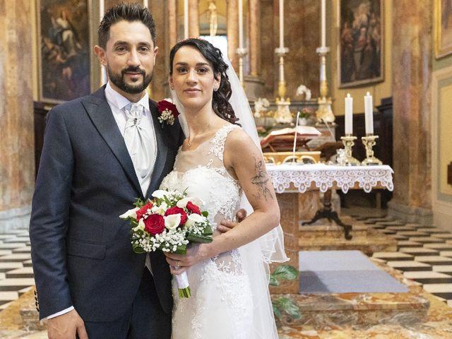 Il matrimonio di Andrea  e Roberta a Costa Masnaga, Lecco 1