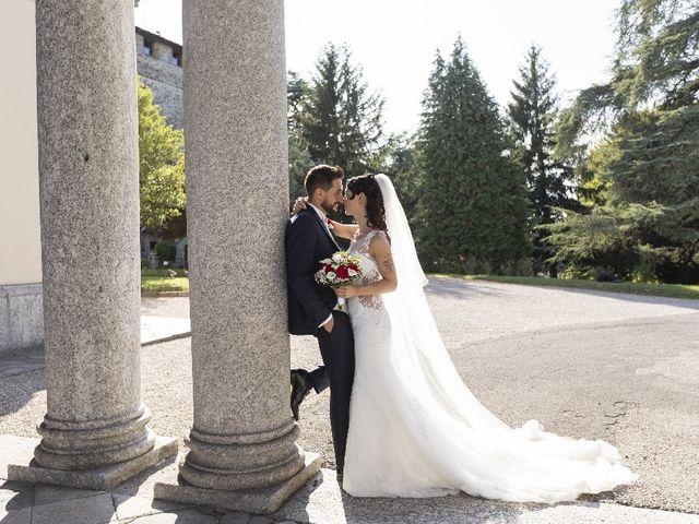 Il matrimonio di Andrea  e Roberta a Costa Masnaga, Lecco 2