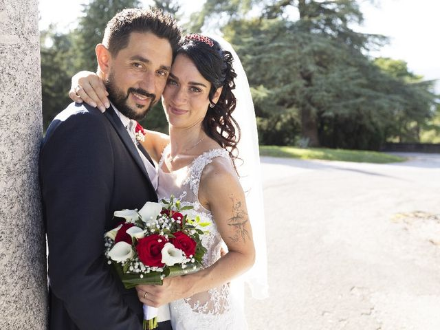 Il matrimonio di Andrea  e Roberta a Costa Masnaga, Lecco 3
