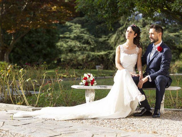 Il matrimonio di Andrea  e Roberta a Costa Masnaga, Lecco 4