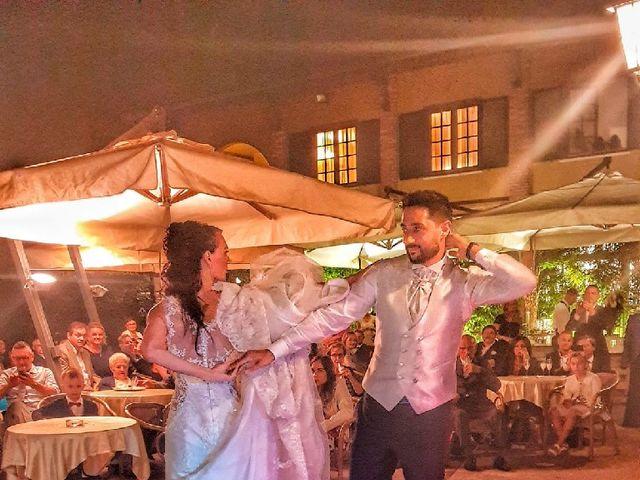 Il matrimonio di Andrea  e Roberta a Costa Masnaga, Lecco 10