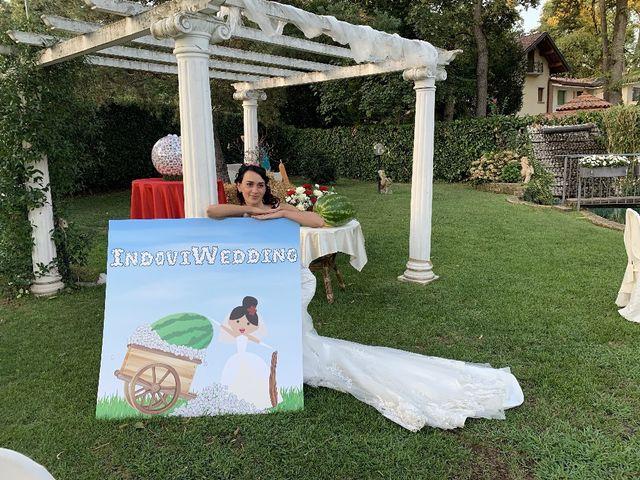 Il matrimonio di Andrea  e Roberta a Costa Masnaga, Lecco 12
