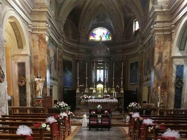 Il matrimonio di Andrea  e Roberta a Costa Masnaga, Lecco 14