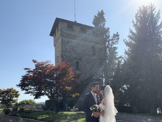 Il matrimonio di Andrea  e Roberta a Costa Masnaga, Lecco 17