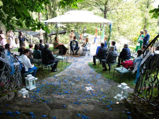 Il matrimonio di Adrian e Anna a Lecco, Lecco 29