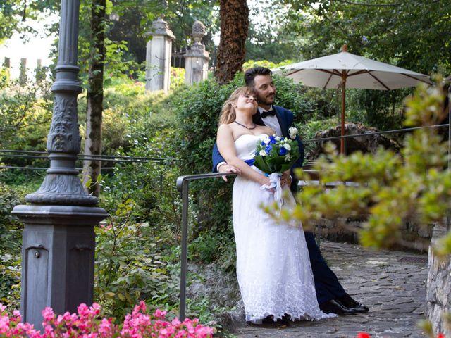 Il matrimonio di Adrian e Anna a Lecco, Lecco 45