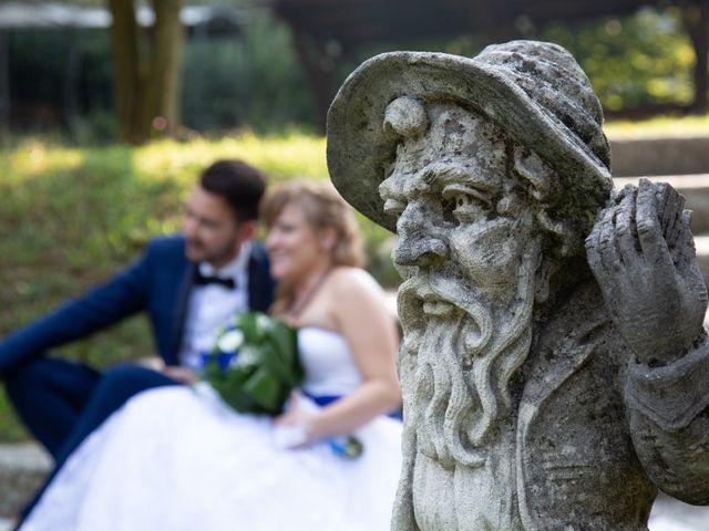Il matrimonio di Adrian e Anna a Lecco, Lecco 52