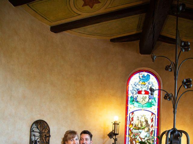Il matrimonio di Adrian e Anna a Lecco, Lecco 56