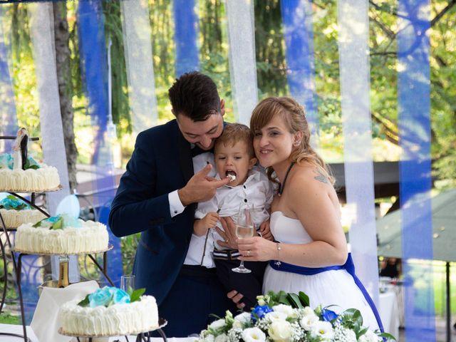 Il matrimonio di Adrian e Anna a Lecco, Lecco 69