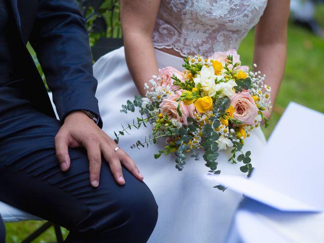 Il matrimonio di Simone e Ramona a Stezzano, Bergamo 11