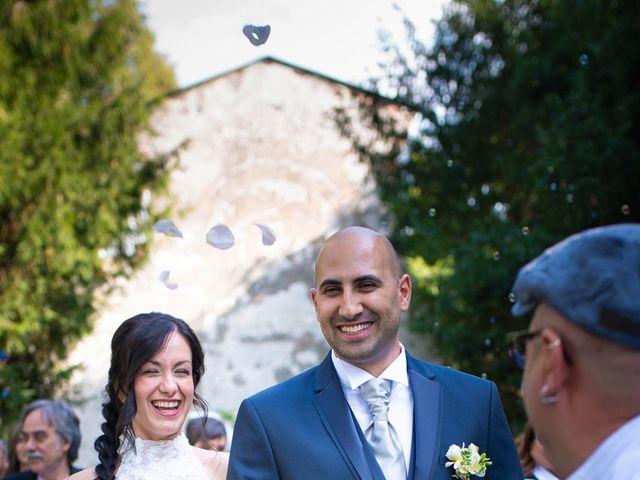 Il matrimonio di Simone e Ramona a Stezzano, Bergamo 14