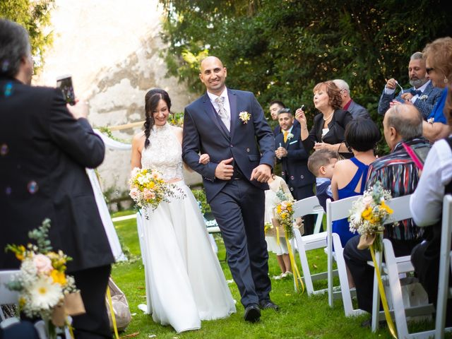 Il matrimonio di Simone e Ramona a Stezzano, Bergamo 16