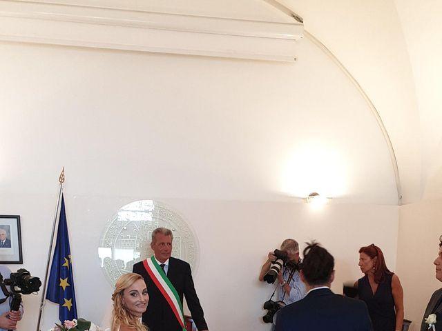 Il matrimonio di Mauricio e Fabrizia a Duino-Aurisina, Trieste 4