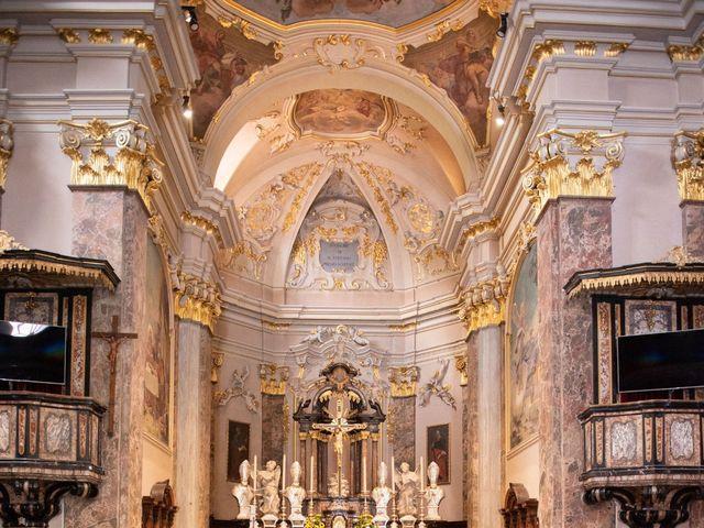 Il matrimonio di Riccardo e Camilla a Canzo, Como 12