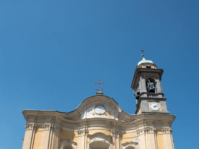 Il matrimonio di Riccardo e Camilla a Canzo, Como 13