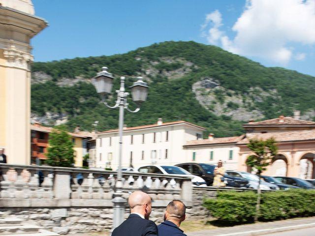Il matrimonio di Riccardo e Camilla a Canzo, Como 14
