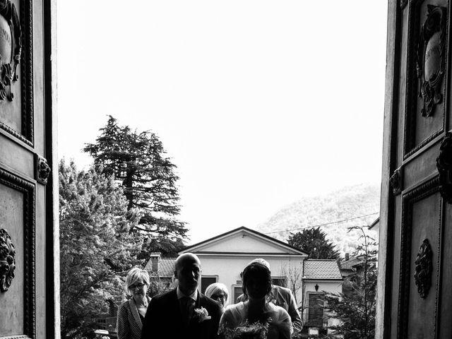 Il matrimonio di Riccardo e Camilla a Canzo, Como 16
