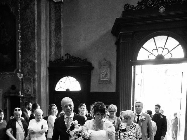 Il matrimonio di Riccardo e Camilla a Canzo, Como 18