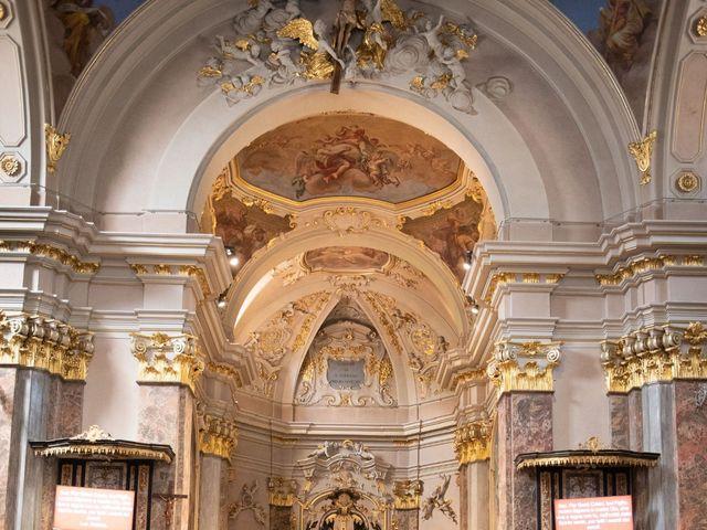 Il matrimonio di Riccardo e Camilla a Canzo, Como 19