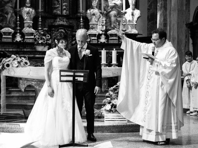 Il matrimonio di Riccardo e Camilla a Canzo, Como 20