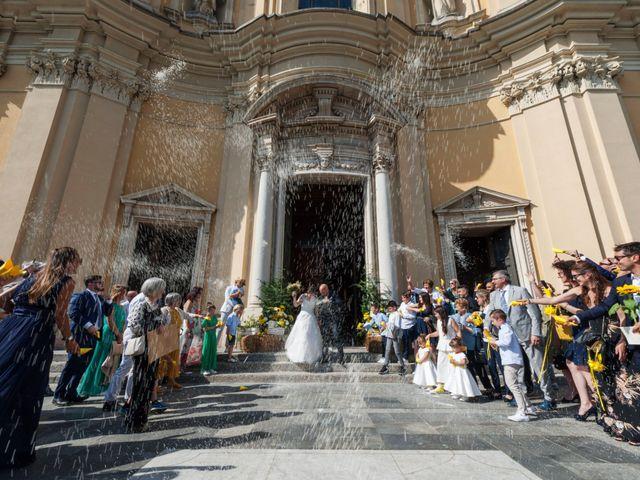 Il matrimonio di Riccardo e Camilla a Canzo, Como 1