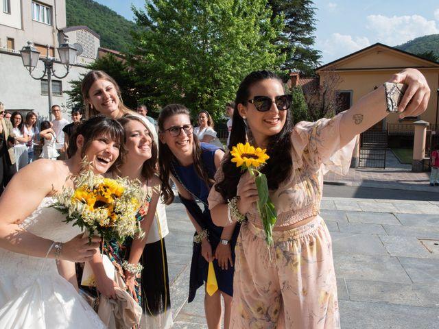 Il matrimonio di Riccardo e Camilla a Canzo, Como 22