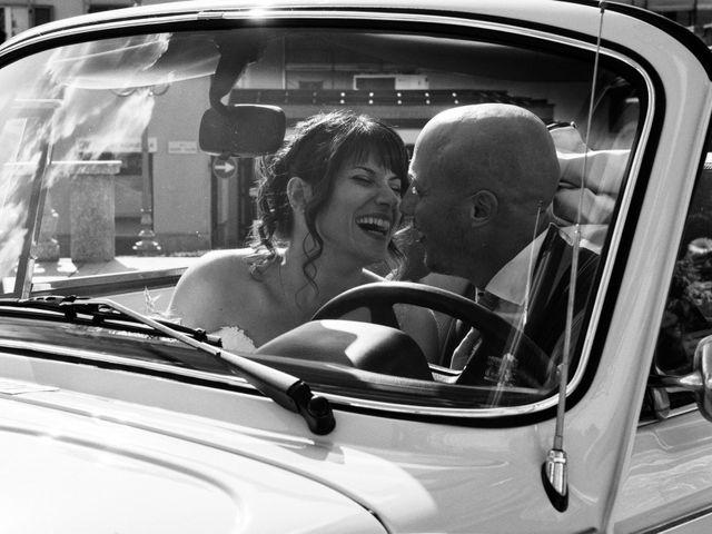 Il matrimonio di Riccardo e Camilla a Canzo, Como 24