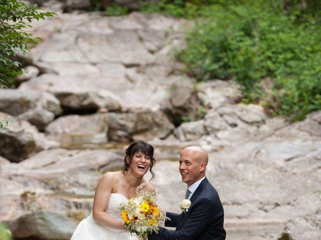 Il matrimonio di Riccardo e Camilla a Canzo, Como 26