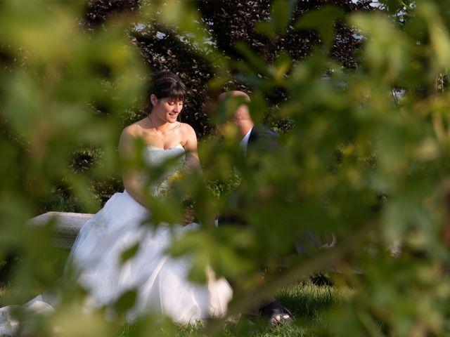 Il matrimonio di Riccardo e Camilla a Canzo, Como 29