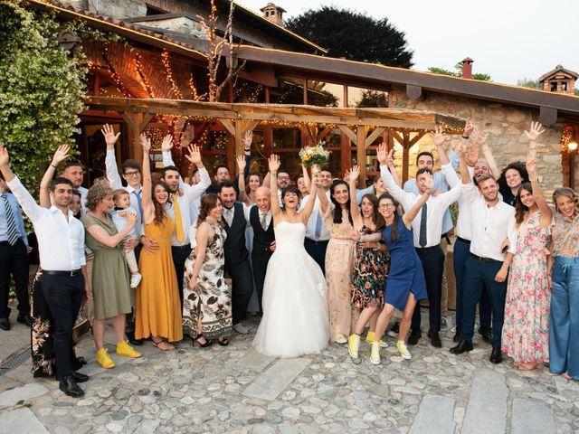 Il matrimonio di Riccardo e Camilla a Canzo, Como 32