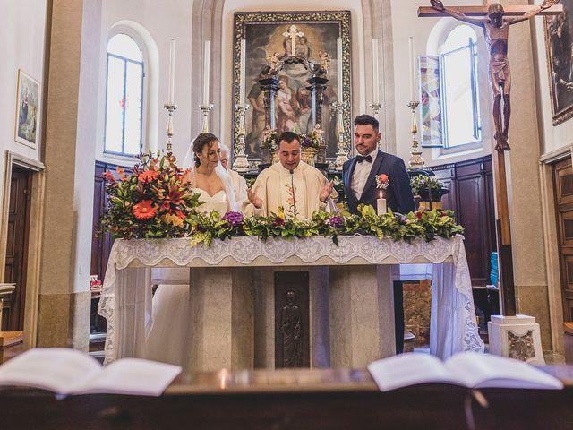 Il matrimonio di Stefano e Chiara a Cassano d'Adda, Milano 27