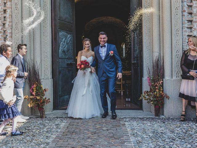 Il matrimonio di Stefano e Chiara a Cassano d'Adda, Milano 32