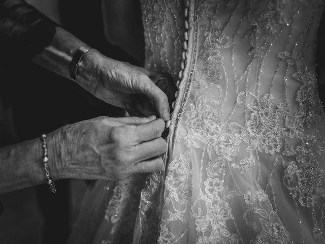 Il matrimonio di Stefano e Chiara a Cassano d'Adda, Milano 8