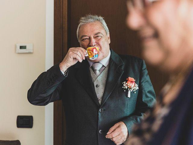 Il matrimonio di Stefano e Chiara a Cassano d'Adda, Milano 11