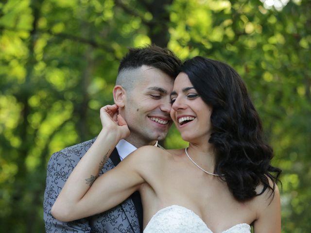 Le nozze di Slivia e Raffaele