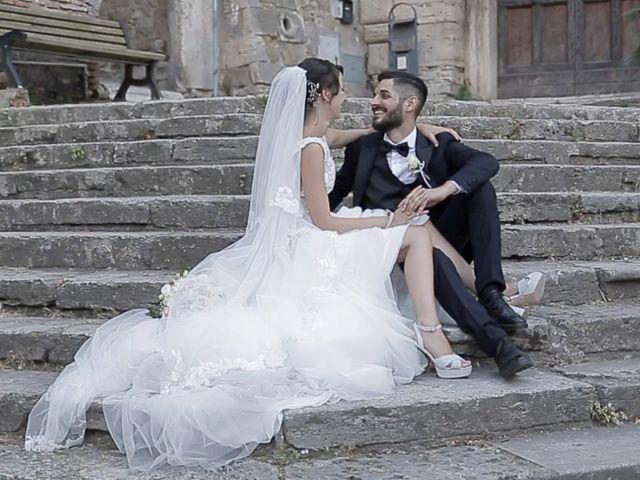 Le nozze di Francesco e Noemi