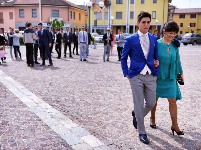 Il matrimonio di Andrea e Alessandra a Zelo Buon Persico, Lodi 17