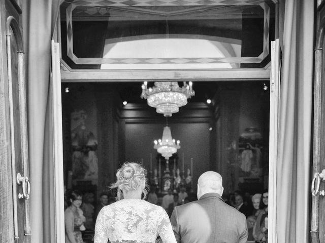 Il matrimonio di Andrea e Alessandra a Zelo Buon Persico, Lodi 20