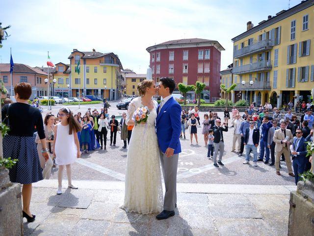 Il matrimonio di Andrea e Alessandra a Zelo Buon Persico, Lodi 30