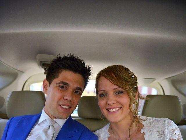 Il matrimonio di Andrea e Alessandra a Zelo Buon Persico, Lodi 31