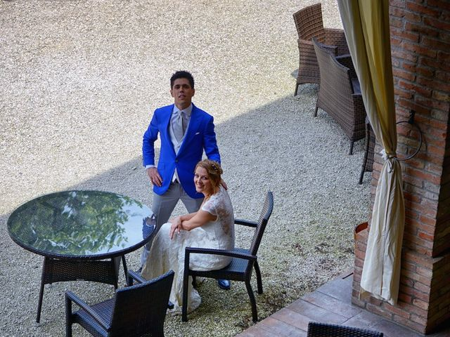 Il matrimonio di Andrea e Alessandra a Zelo Buon Persico, Lodi 37