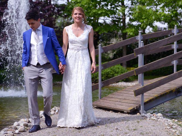 Il matrimonio di Andrea e Alessandra a Zelo Buon Persico, Lodi 39
