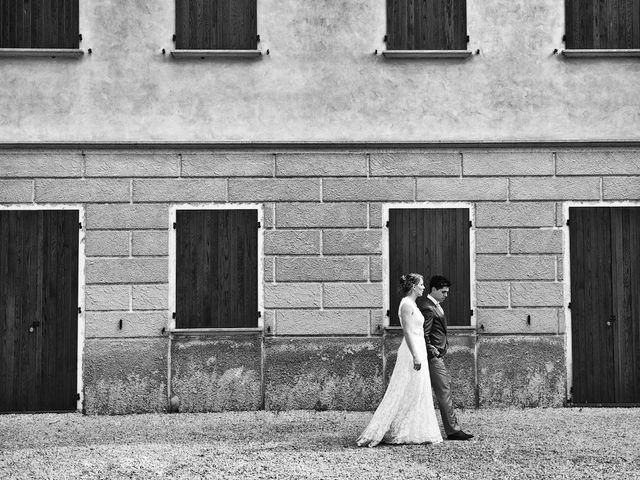 Il matrimonio di Andrea e Alessandra a Zelo Buon Persico, Lodi 1