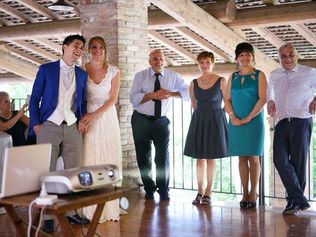 Il matrimonio di Andrea e Alessandra a Zelo Buon Persico, Lodi 47