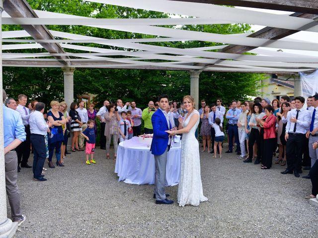Il matrimonio di Andrea e Alessandra a Zelo Buon Persico, Lodi 56