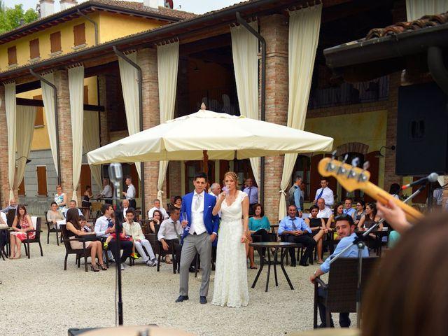 Il matrimonio di Andrea e Alessandra a Zelo Buon Persico, Lodi 60