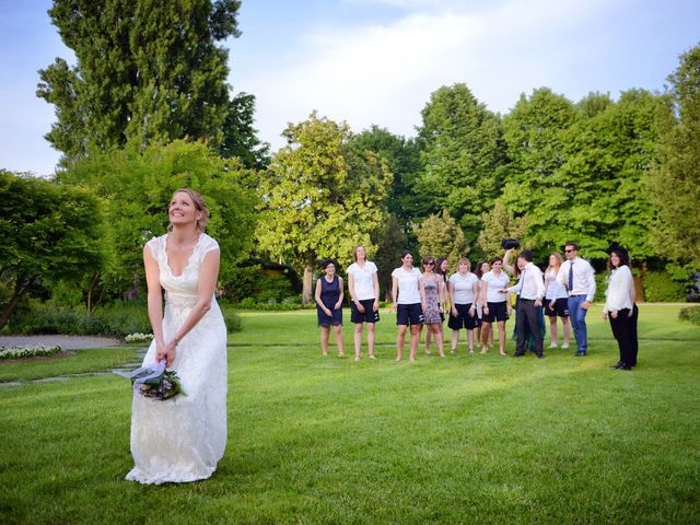 Il matrimonio di Andrea e Alessandra a Zelo Buon Persico, Lodi 73