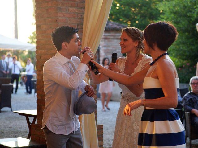 Il matrimonio di Andrea e Alessandra a Zelo Buon Persico, Lodi 83