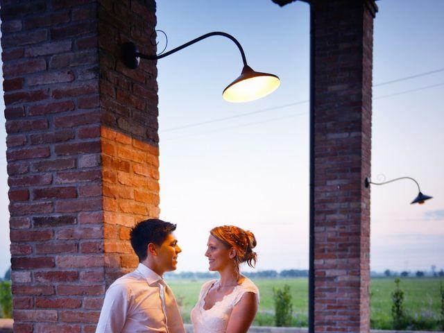 Il matrimonio di Andrea e Alessandra a Zelo Buon Persico, Lodi 89